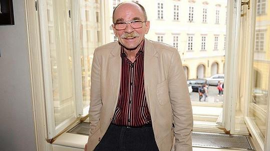 Jaroslav Uhlíř je zase spokojený ženáč.