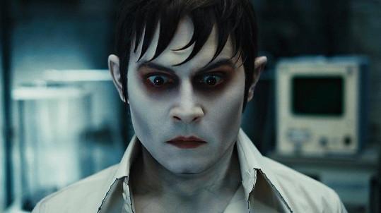 Johnny Depp v další ze svých fantastických rolí.