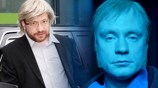 Zdeněk Kubík a Jan Budař jako vejce vejci