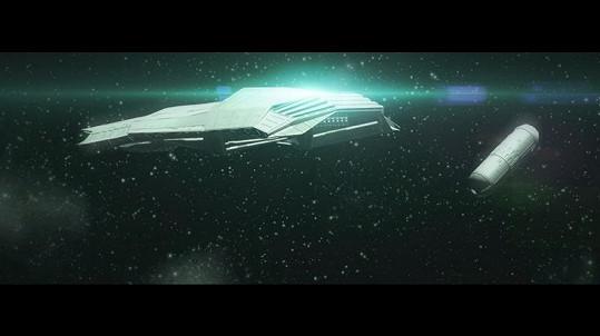 Záběr z videoklipu.