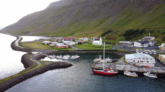 Cílem byl nádherný Island.