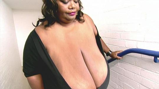 Obří prsa Annie Hawkins - Turner.