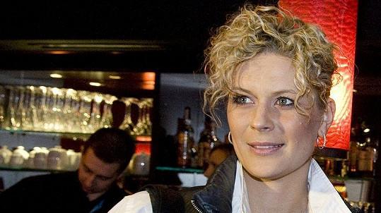 Kateřina Stočesová je v šestém měsíci těhotenství.