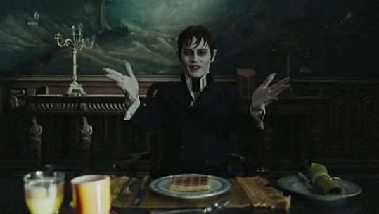 Na filmu Temné stíny Depp spolupracoval opět s režisérem Timem Burtonem.