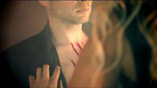 Šimek byl celý od filmové krve.