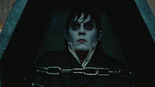 Johnny Depp je přesvědčen, že nejlepším představitelem hollywoodkého upíra je on sám.