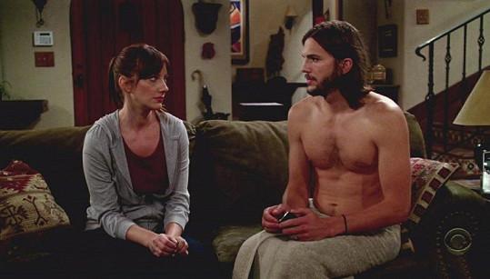V druhém dílu se s Ashtonem Kutcherem pokusí usmířit manželka.