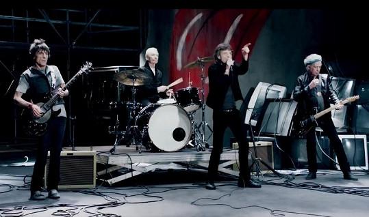 Rolling Stones jsou i přes pokročilý věk plní energie.