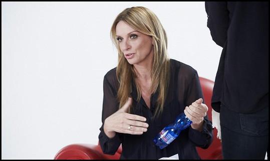 Ivana Chýlková televizní diváky bezesporu potěší.