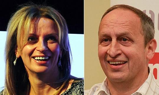 Ivana Chýlková a Jan Kraus jsou na svého syna jistě velmi pyšní.
