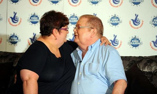 Manželé Weirovi jsou spolu už 30 let.