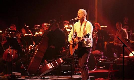David Koller zazpíval své největší hity.
