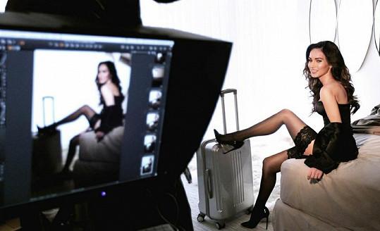Megan Fox vypadá po porodu senzačně.