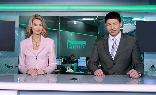 Sandra Parmová a Roman Fojta se přesunou do odpoledních zpráv.