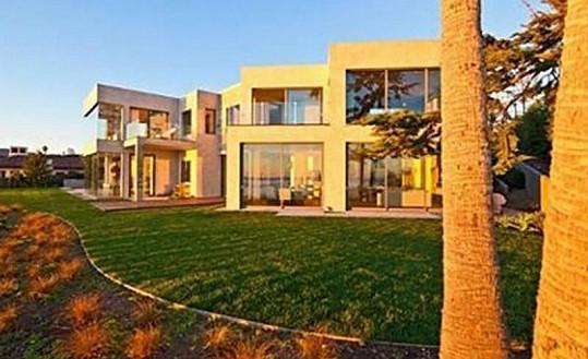 I moderní architektura může nabídnout romantické prostředí.