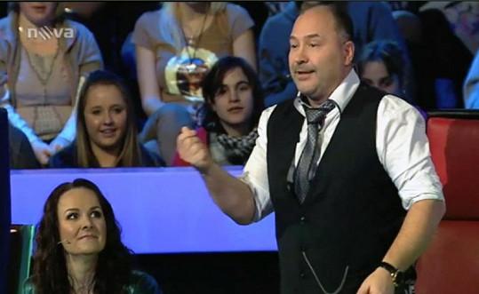 O osudu zpěváků nechal Michal David rozhodnout minci.