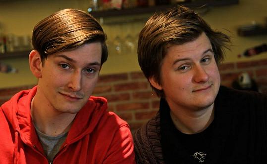 Kryštof a Lukáš budou diváky provádět mužským světem.