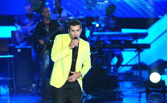 Michal si prý vybral píseň, která diváky příliš nezaujala.