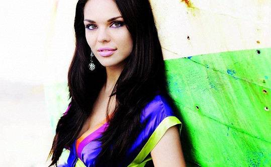 Soňa Štefková je finalistka Miss Slovensko 2010.