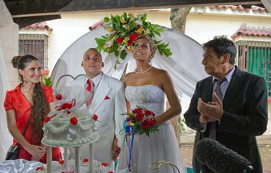 Nevěsta Wendy Iriepa se narodila jako muž.