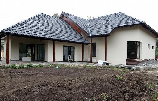 Toto je nový domek Mahuleny Bočanové.