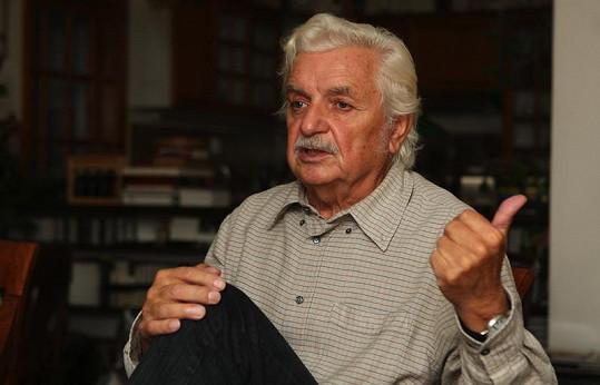 Ladislav Smoljak patřil k legendárním cimrmanologům.