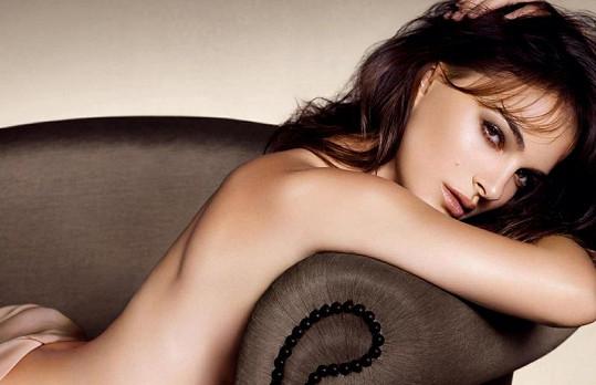 Natalie Portman v kampani značky Dior.