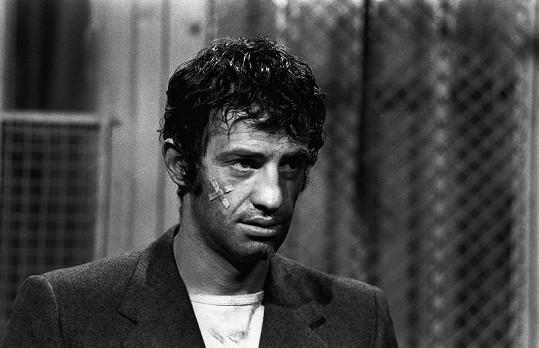 Jean-Paul Belmondo v roce 1968.