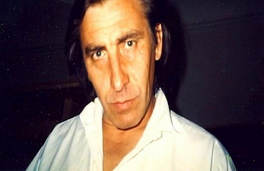 Pavel Zedníček bez kníru. Vypadá skoro jako Depardieu.