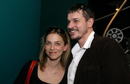 Lucie Zedníčková a Petr Štěpán