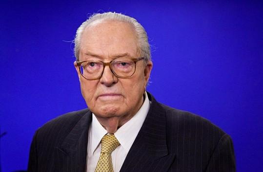 Jean-Marie Le Pen, zakladatel Front national.