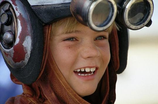 Jake Lloyd si jako desetiletý zahrál Anakina Skywalkera ve Hvězdných válkách.