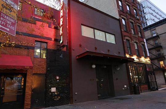 Newyorský klub, v němž se poprala Lindsay Lohan.