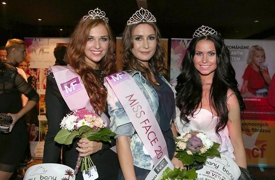 Juračková má za sebou i účast v soutěži Miss Face.
