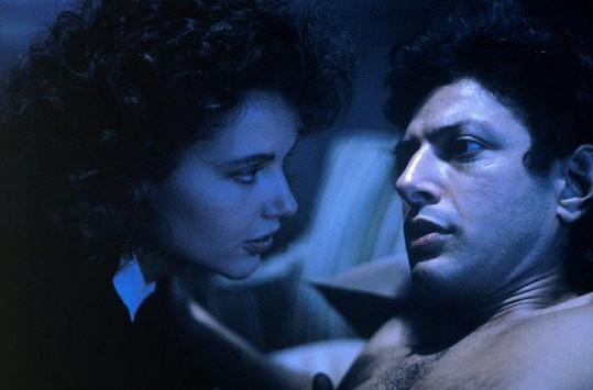 Snímek ze snímku z roku 1986 Moucha.