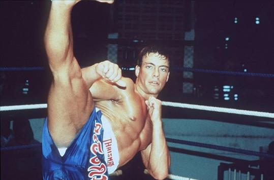 Mladý Van Damme v Kickboxerovi z roku 1989.