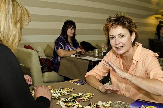 Ilona Svobodová hraje v Ulici Jitku Farskou.