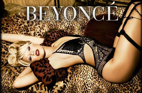 Beyoncé má na fotografii z nového alba zesvětlenou pokožku.