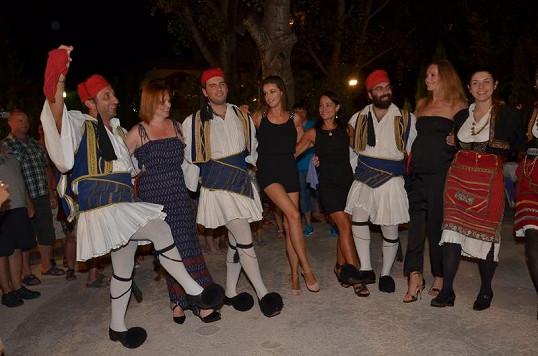 Řecký tanec