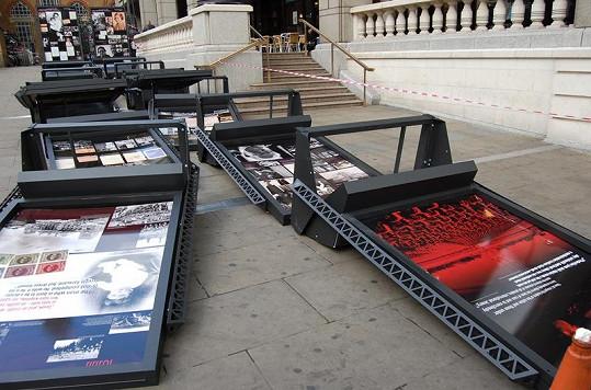 Londýnská výstava.