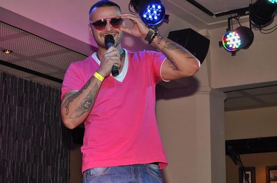 Slovenský rapper sklidil velký úspěch i sto tisíc korun.