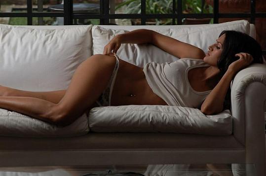 Leryn Franco je miláčkem Paraguaye.