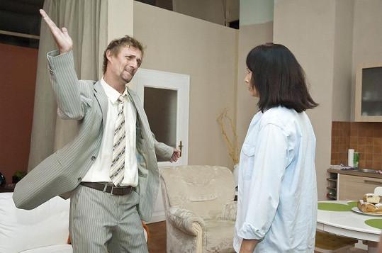 Daniela Šinkorová si zahraje týranou matku dvou synů.