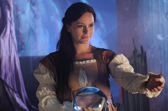 Jitku Čvančarovou role princezen minuly. Zahraje si krásnou královnu Vilmu.