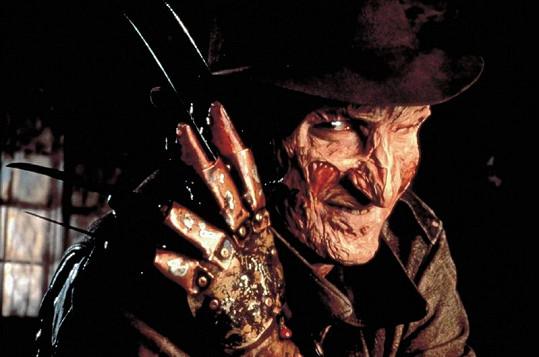 Freddy Krueger z Noční můry v Elm Street.