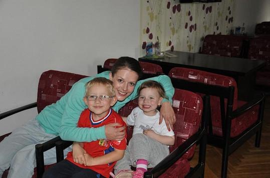 Andrea se snaží, aby se o dětech s genetickou poruchou metabolismu více mluvilo.