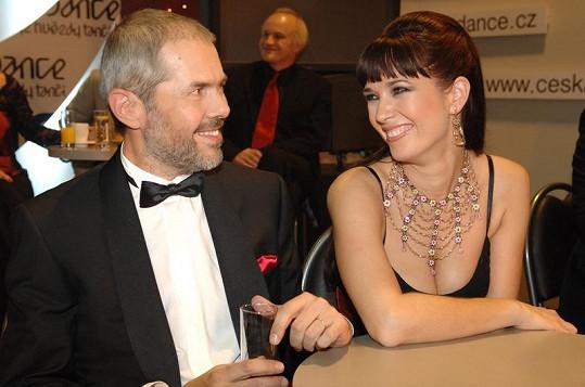 Stardance uváděl Marek Eben s Terezou Kostkovou.