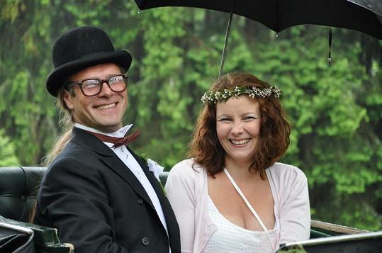Farmář Petr Hájek byl jediným, kdo našel v minulé sérii pravou lásku.
