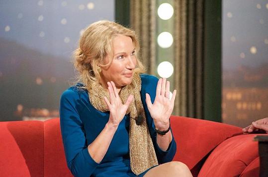 Irena Obermannová si za knihou o vztahu s Havlem stojí.