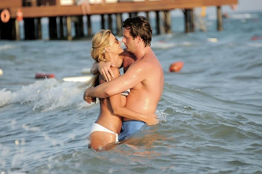 Tamara s Romanem strávili romantickou dovolenou v Turecku.